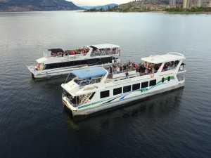 both-boats-close-close-up-port-bow-looking-at-waterscapes-okanagan-lake